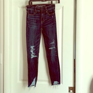 American Eagle Jeans size 0 Regular